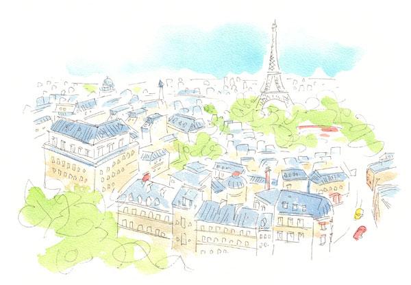 france-ya 24 Hour Shop - Eiffel