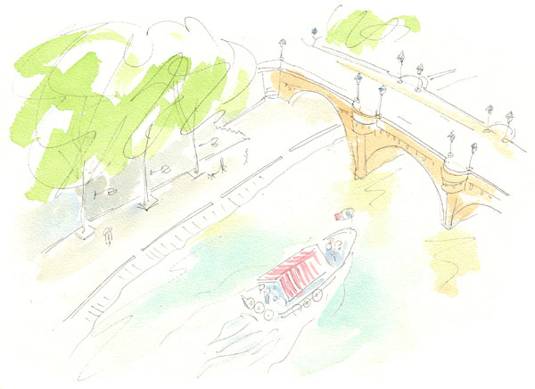 france-ya 24 Hour Shop - The Seine